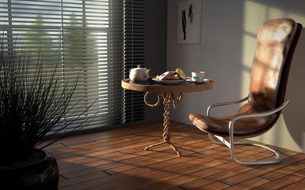 ¿Qué es el diseño de interiores?