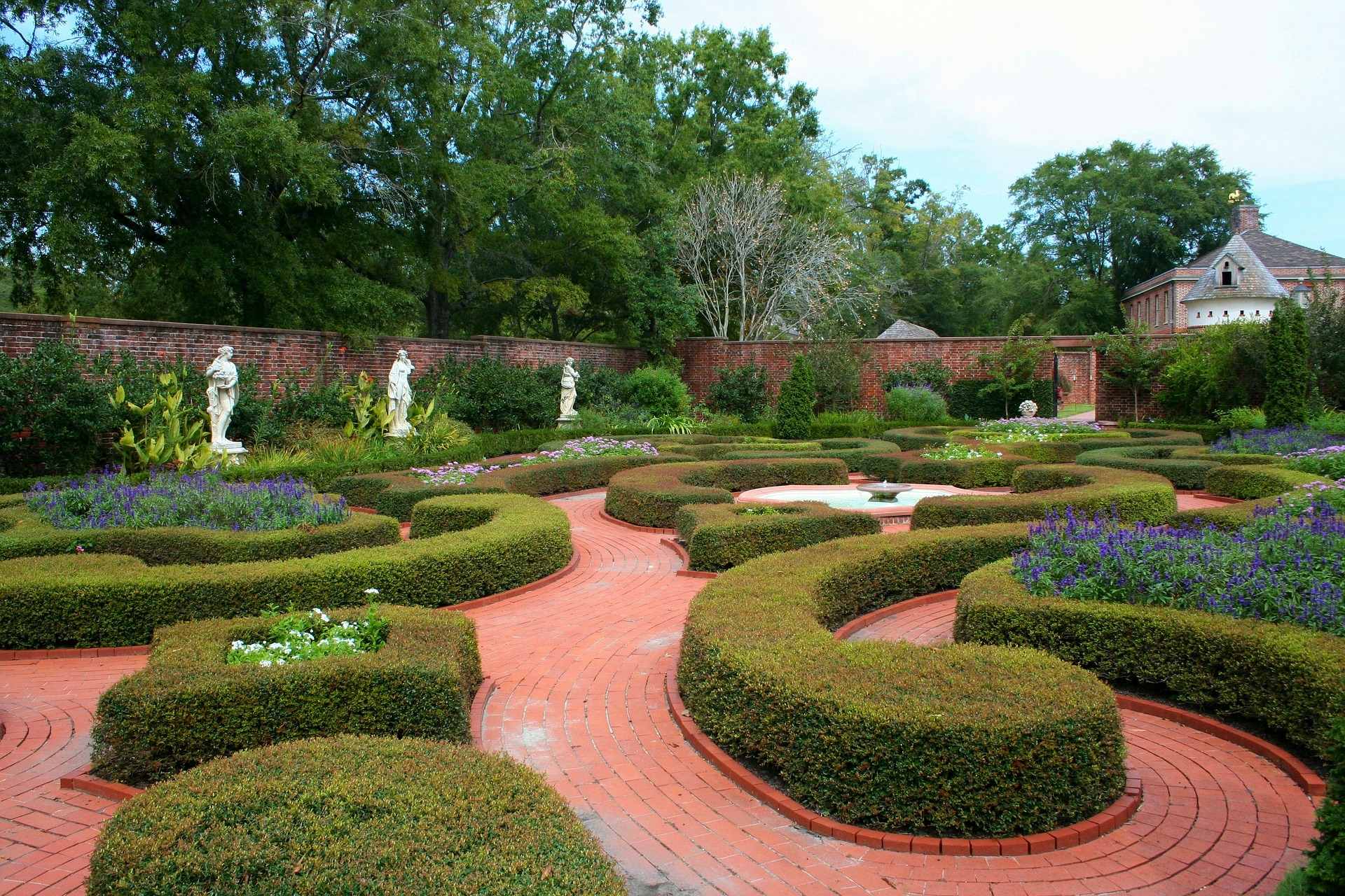 What is garden design