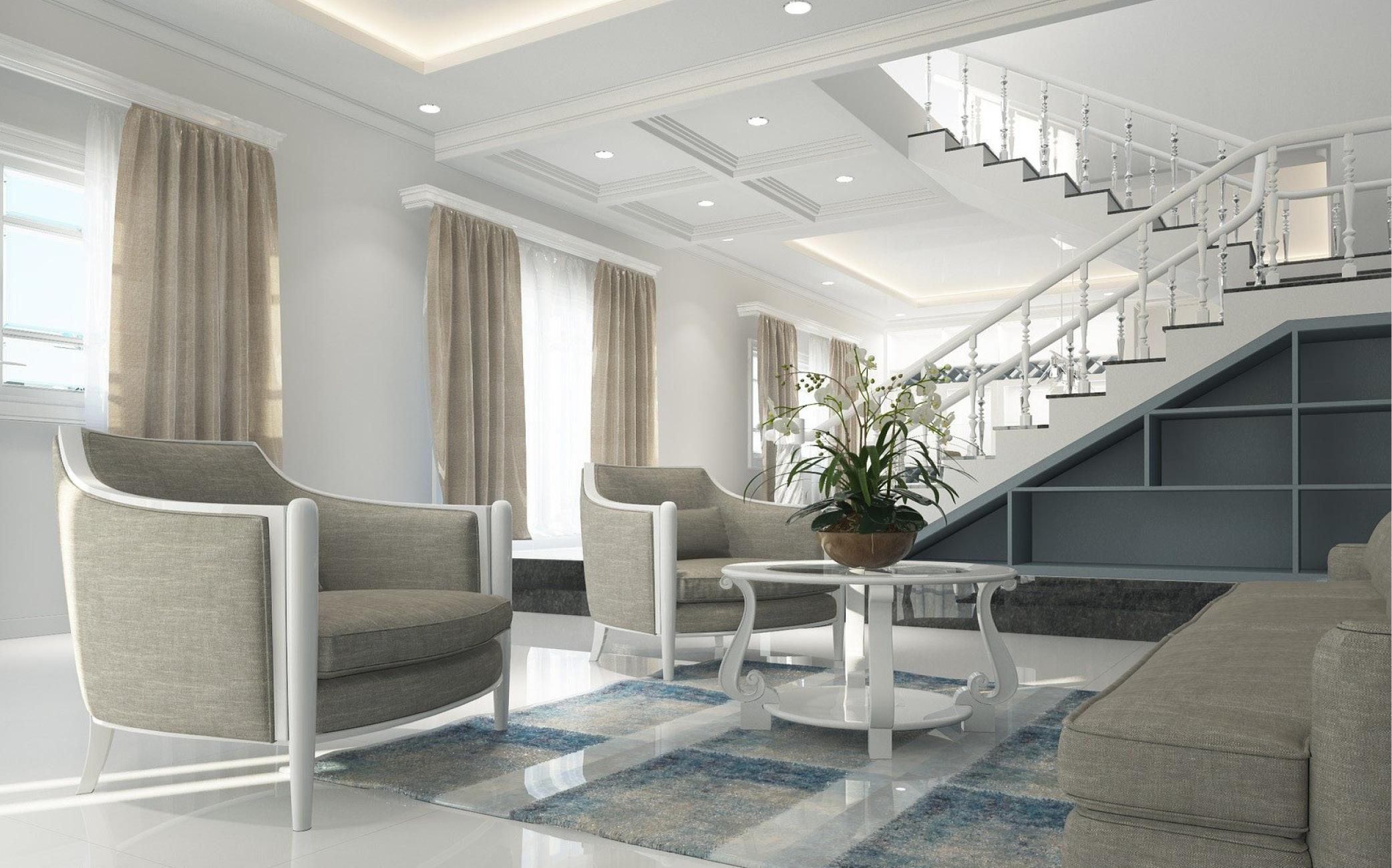 Pequeños retoques para mejorar tu piso: aquí un ejemplo