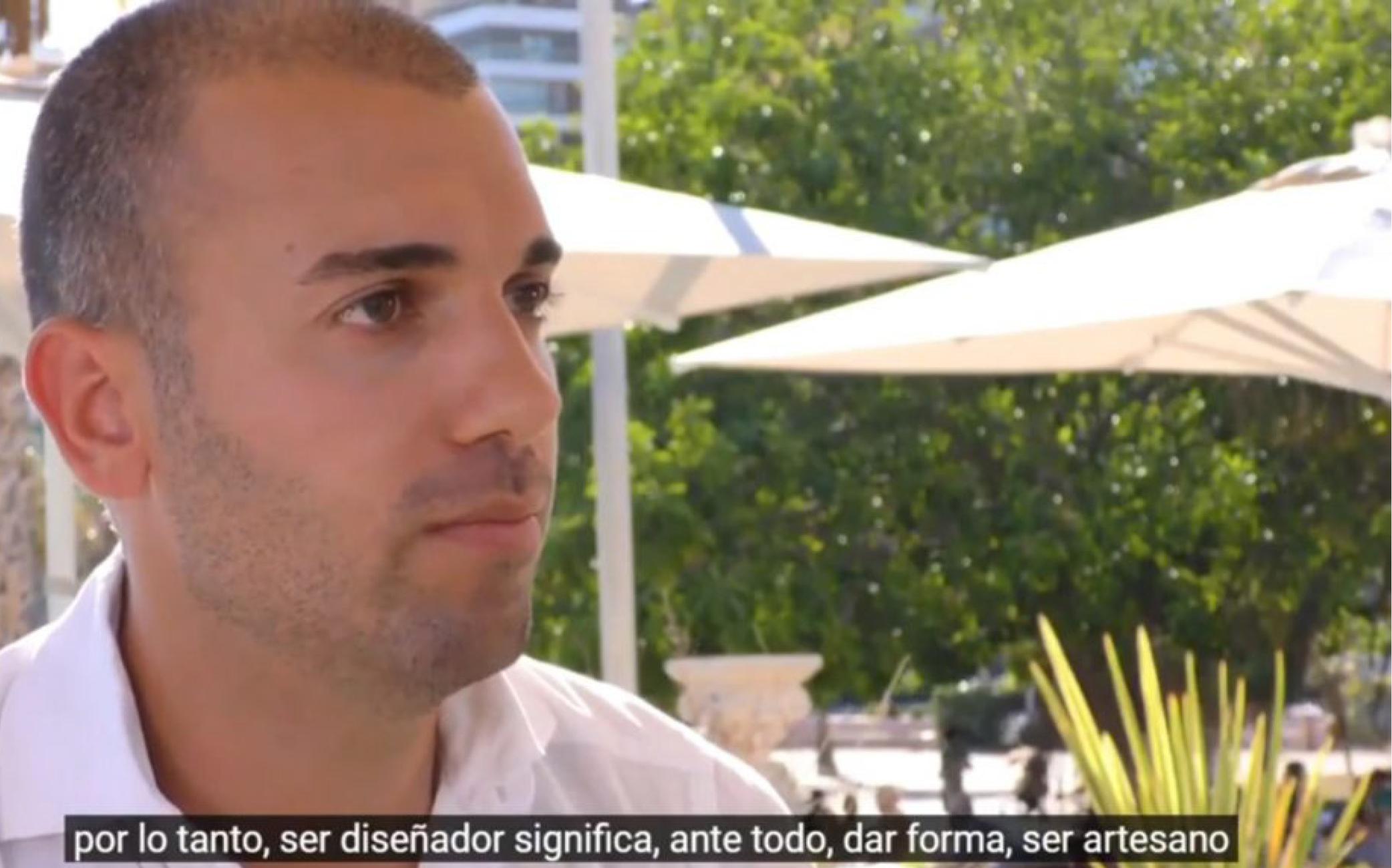 Entrevista a Sergio Nisticò, diseñador de interiores en Alicante