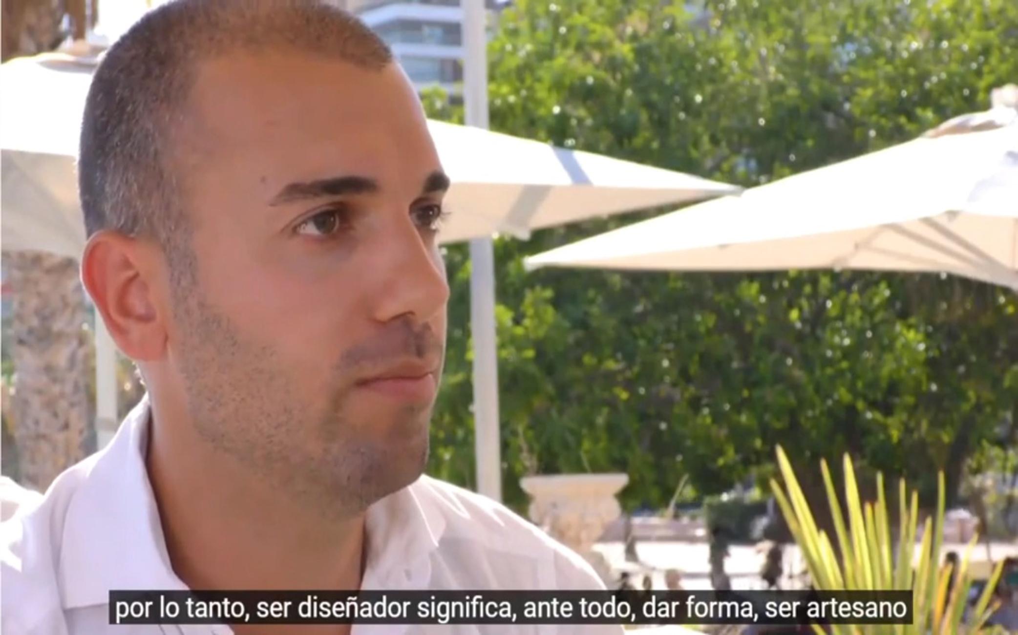 Interview with Sergio Nisticò, interior designer in Alicante