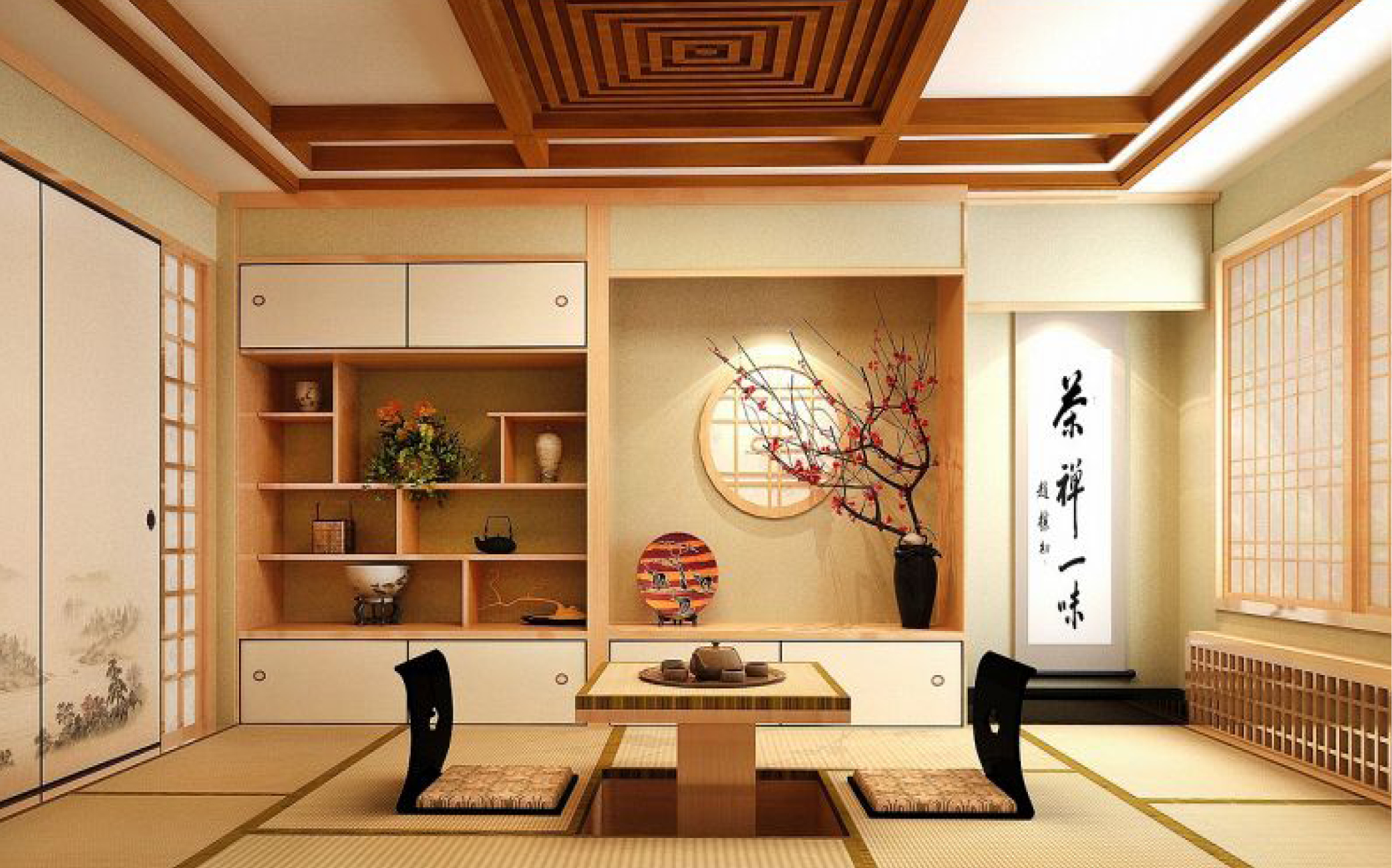 Japanese style: the stylistic expression of a civilization