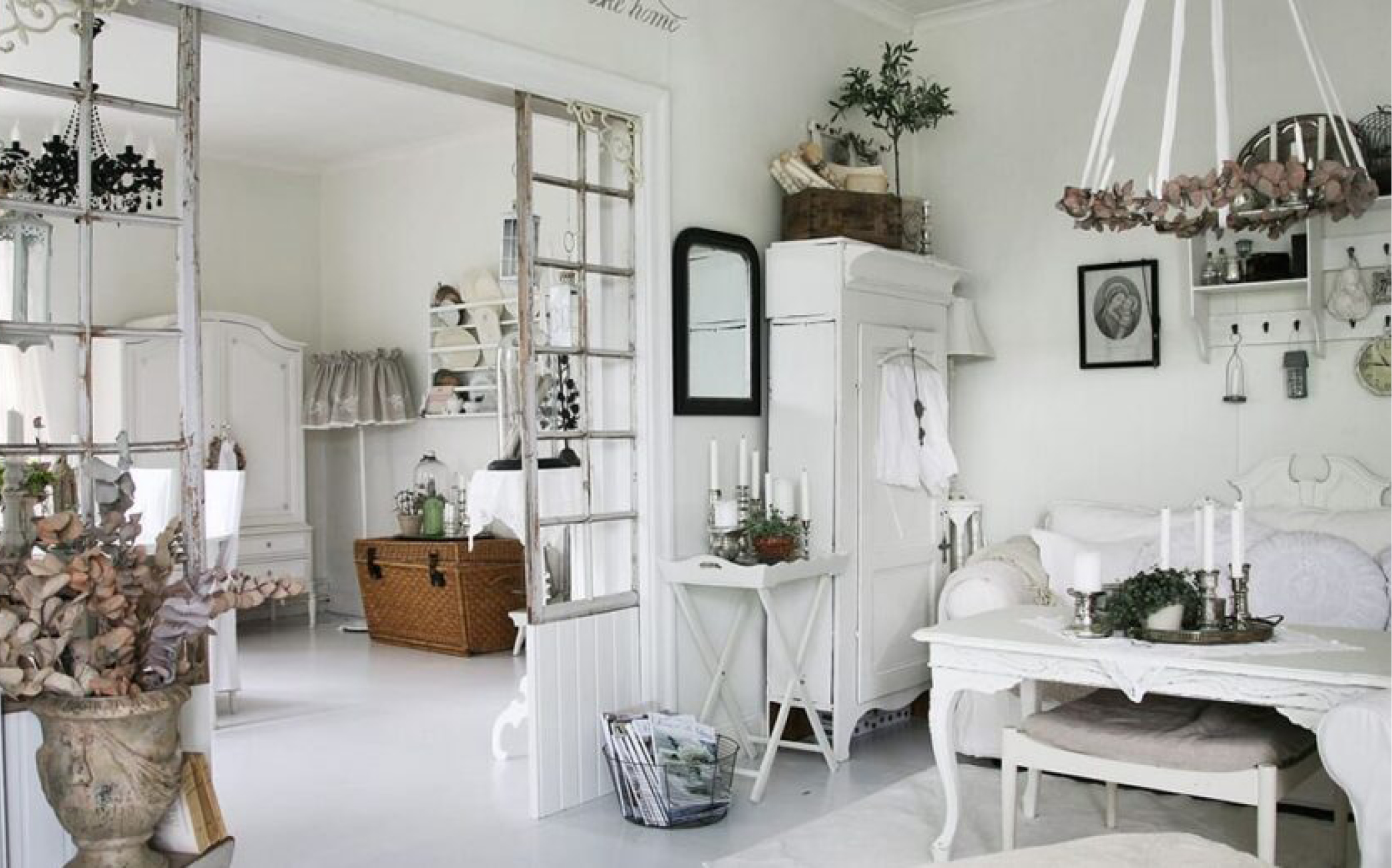 What is shabby chic style?